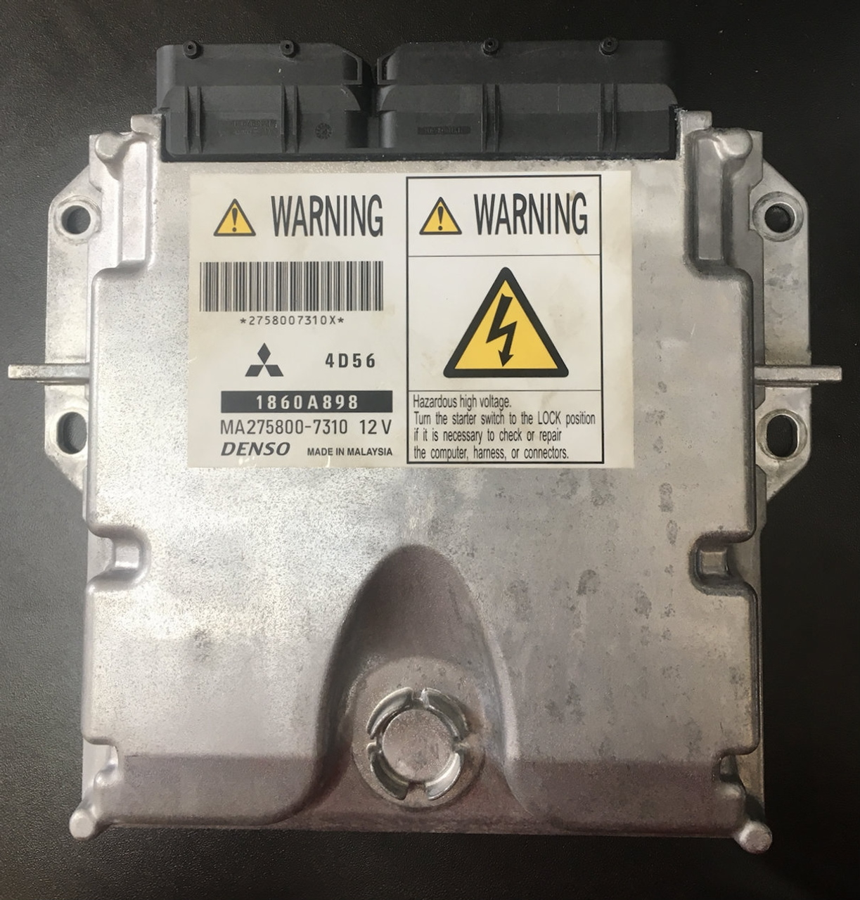 Plug & Play Denso Engine ECU, Mitsubishi L200, MA275800-7310, 1860A898, 4D56