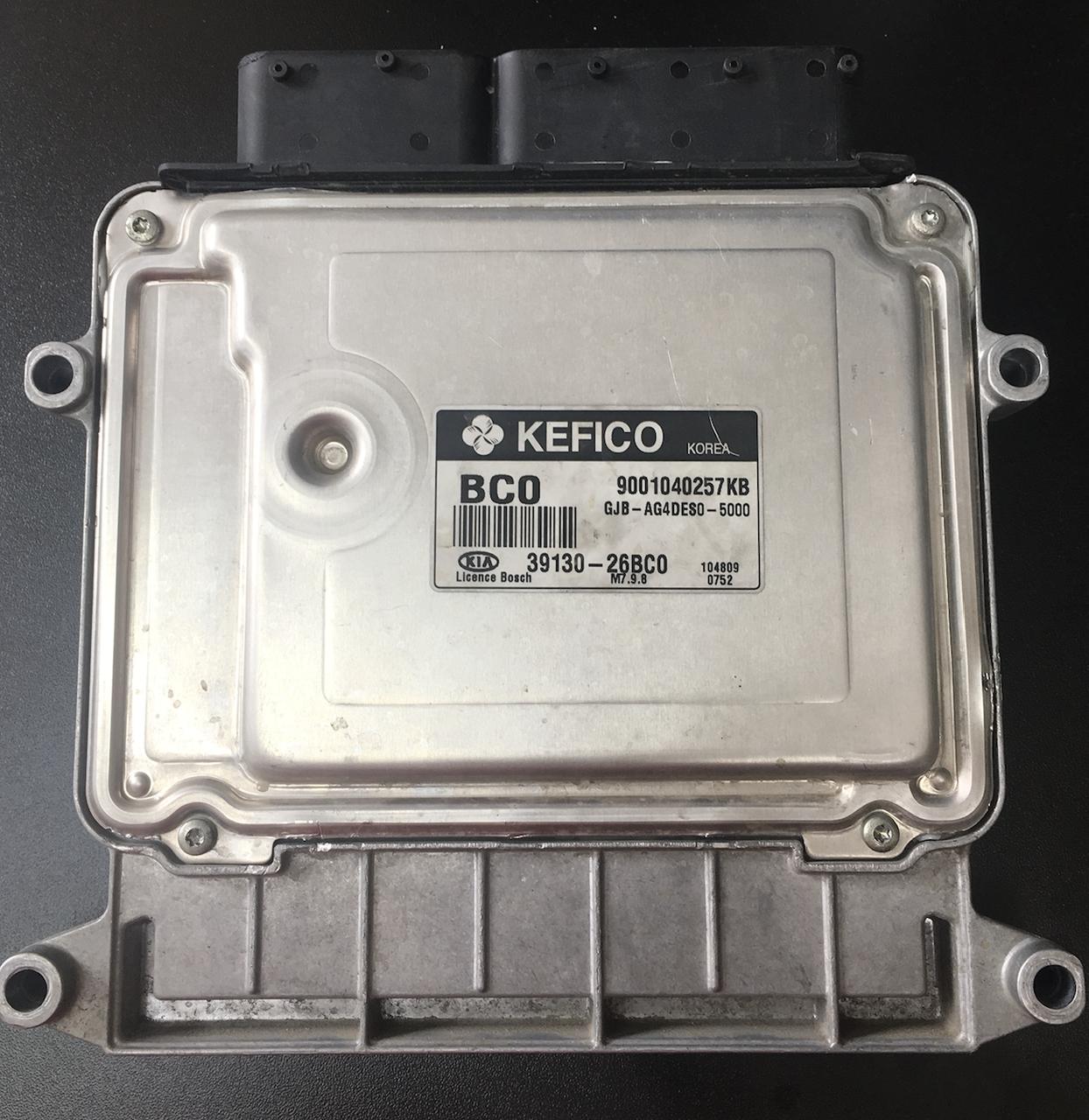Astounding Plug Play Kefico Engine Ecu Kia 9001040257Kb 39130 26Bc0 Gjb Wiring Digital Resources Nekoutcompassionincorg