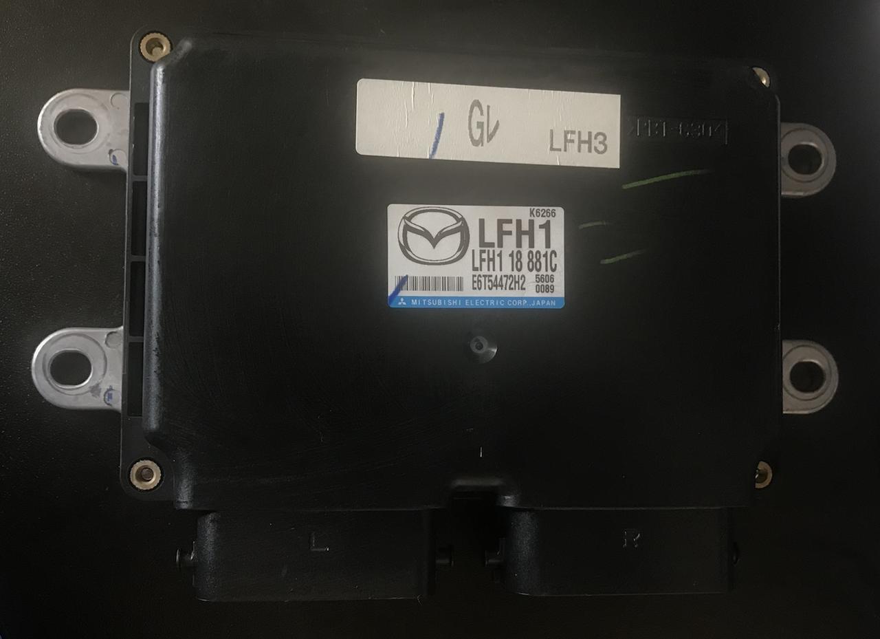 Mazda 6, LFH1, LFH118881C, LFH1 18 881C, E6T54472H2