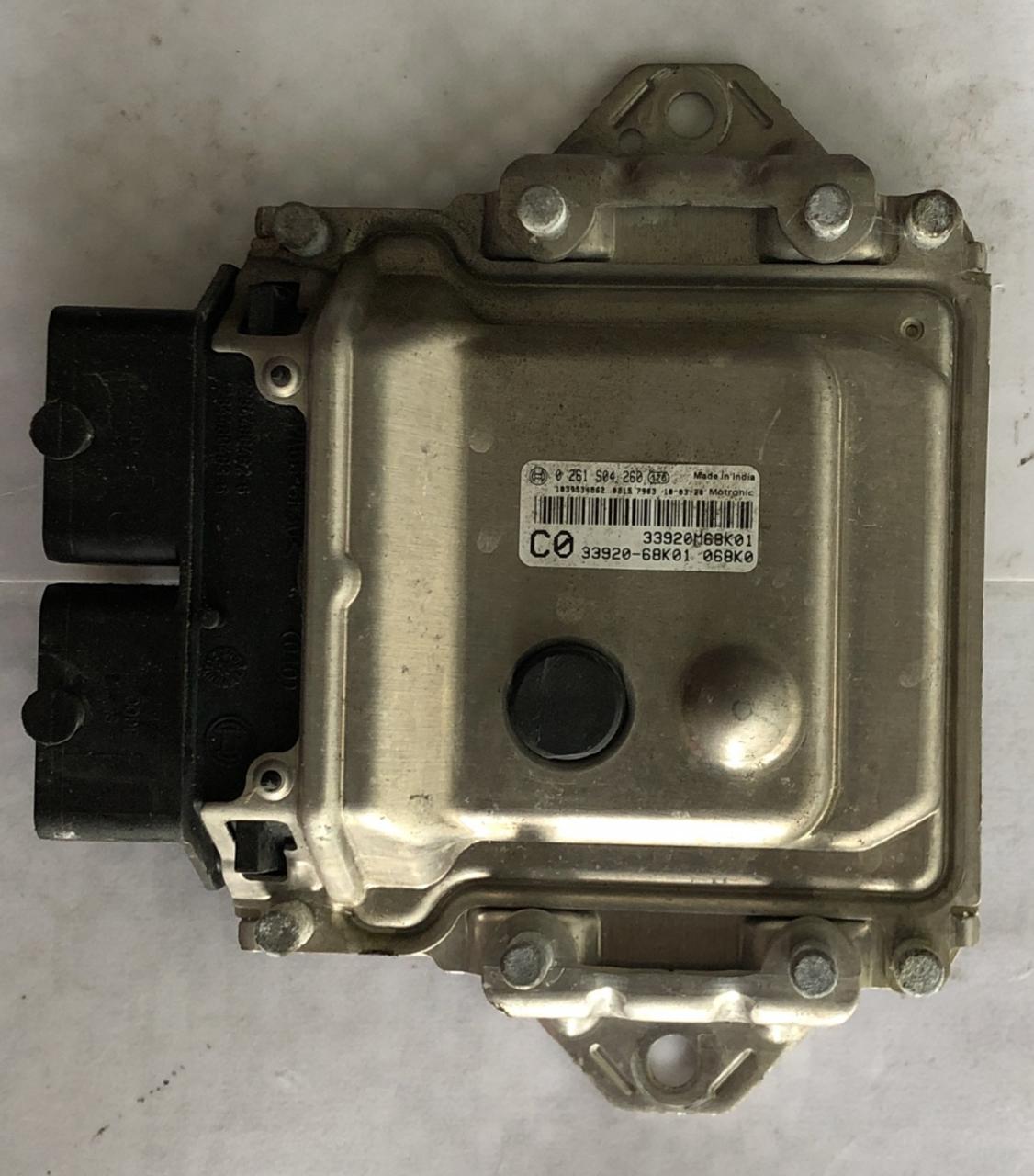 Suzuki Alto 1.0, 0261S04260, 0 261 S04 260, 33920-68K01