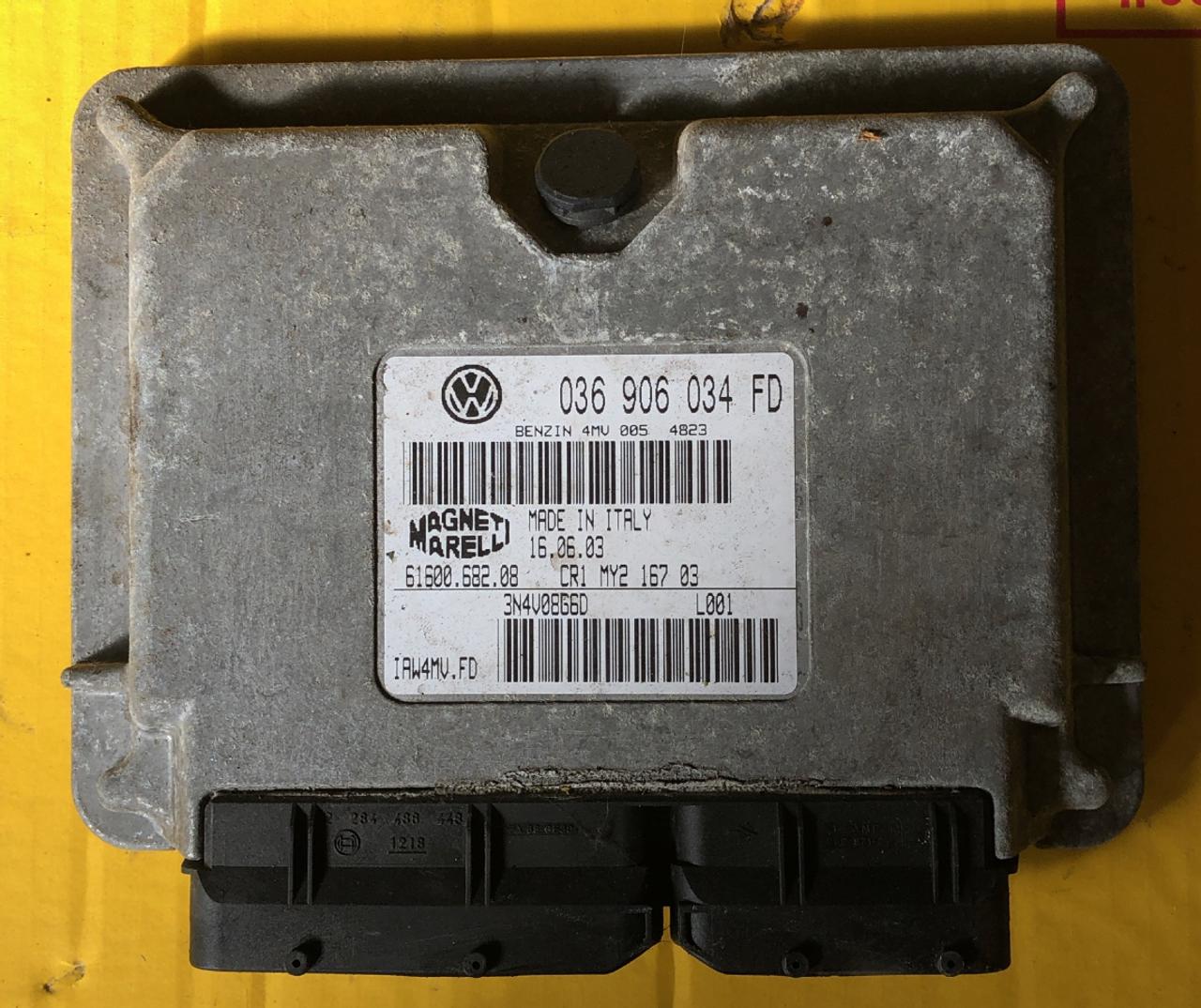 VW, IAW4MV.FD, 036906034FD, 036 906 034 FD, 61600.682.08