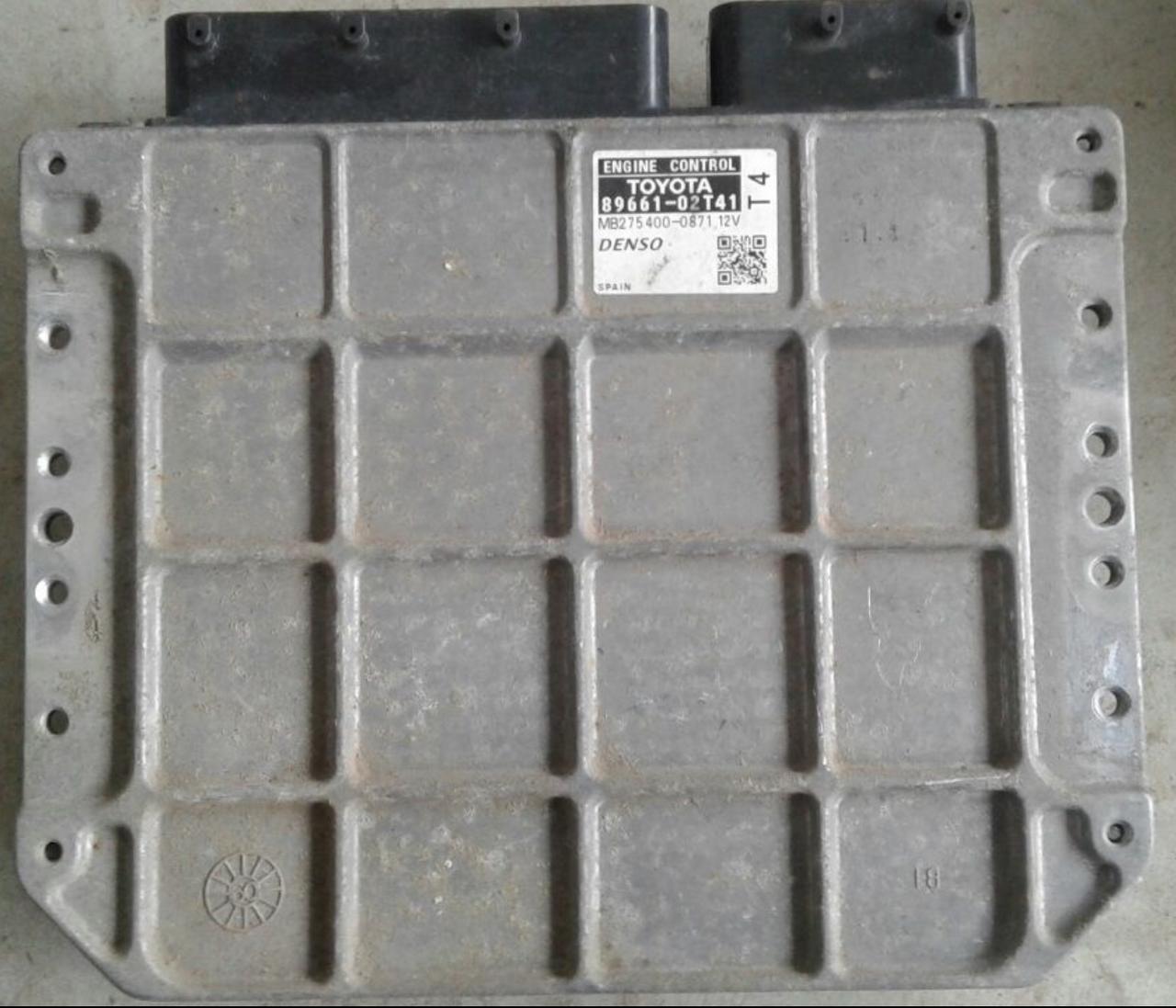 Toyota Auris, 89661-02T41, MB275400-0871 12V, T4