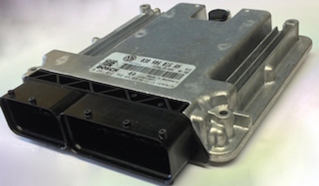 VW Phaeton 3.0 TDI, 0281017734, 0 281 017 734, 3D0907401J, 3D0 907 401 J, EDC17CP04