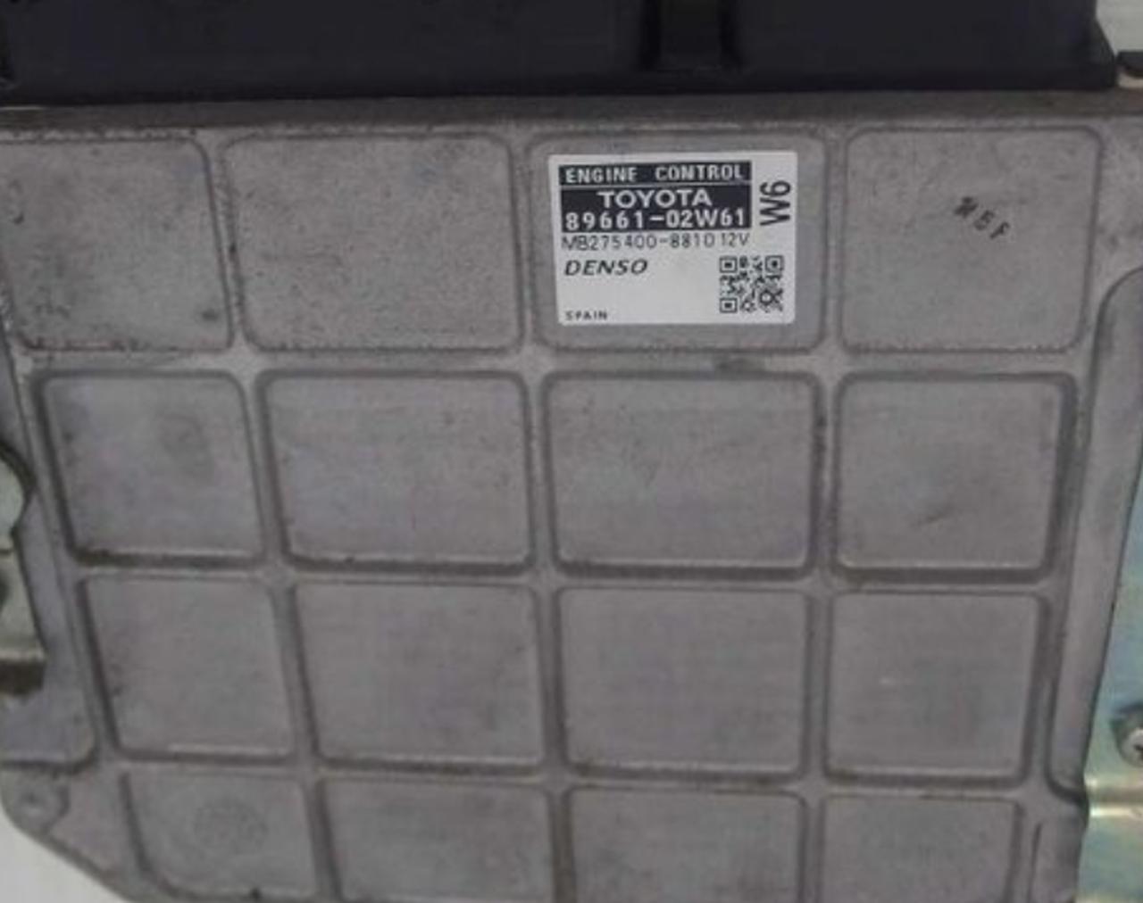 Toyota Auris, 89661-02W61, MB275400-8810,12V, W6