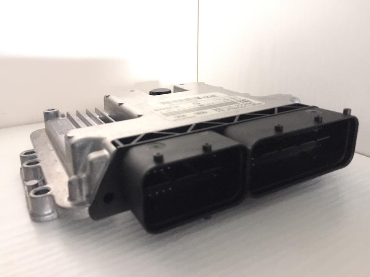 Plug & Play Bosch Engine ECU, Hyundai Tucson 2 0 CRDi, 0 281 015 440,  0281015440, 39113-27297