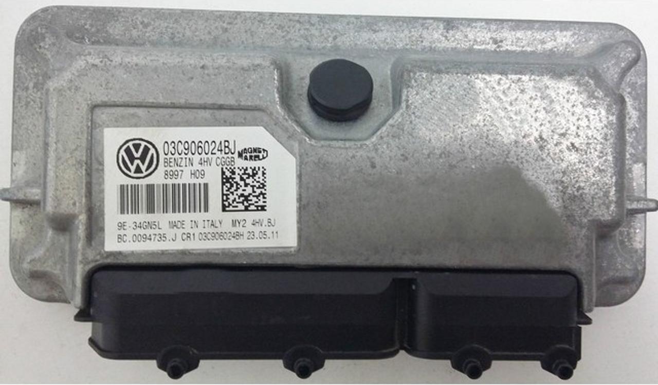 VW Polo 1.4, 03C906024BJ, 61601.512.07, 4HV.BJ, BENZIN 4HV