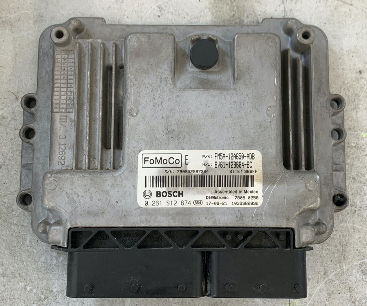 Ford, 0261S12874, 0 261 S12 264874, FM5A-12A650-ADB, BV61-12B684-BC, 1039S82892