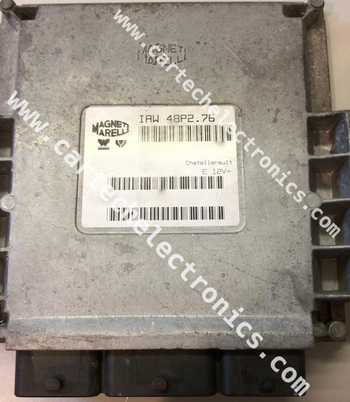 Plug & Play Engine ECU Magneti Marelli IAW 48p2.76