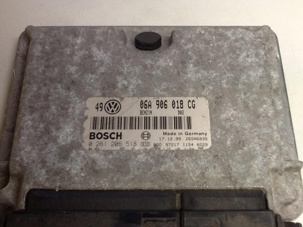 BOSCH0261206518 - 0 261 206 51806A906018CG - 06A 906 018 CG