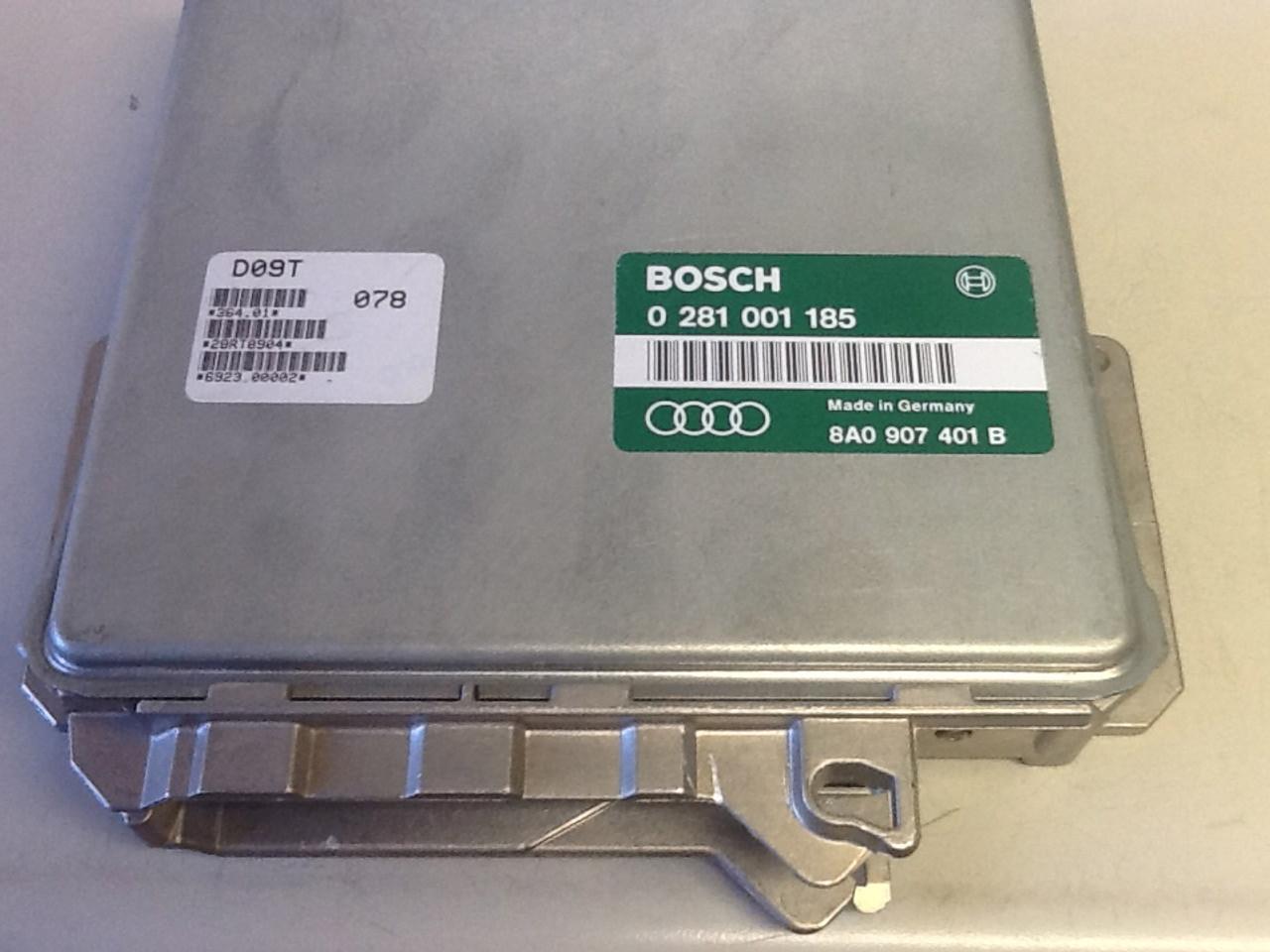 Audi Avant 1.9 TDi 0281001185 8A0907401B 0 281 001185 8A0 907 401 B