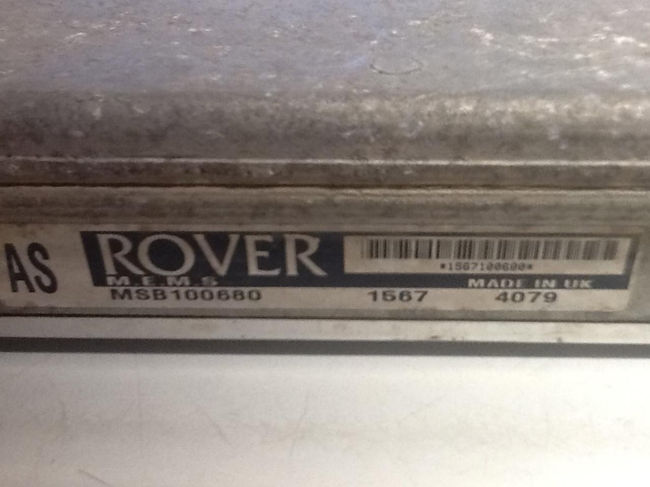 ROVERM.E.M.S MSB100680AS