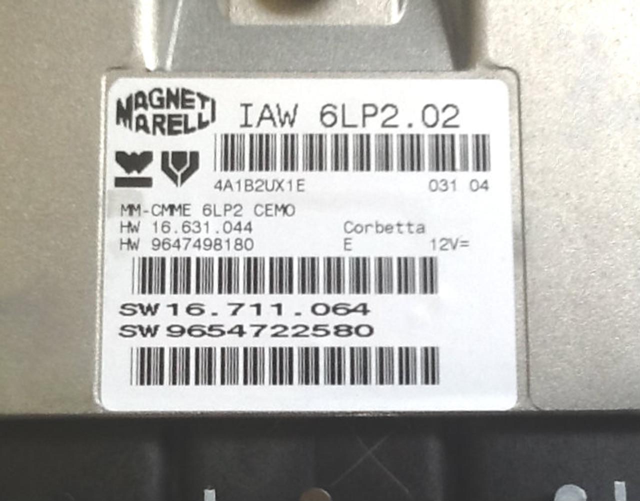 IAW 6LP2.02