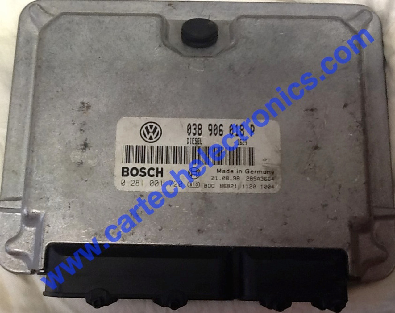 Plug & Play Super Chipped Engine ECU 0281001720 038906018P