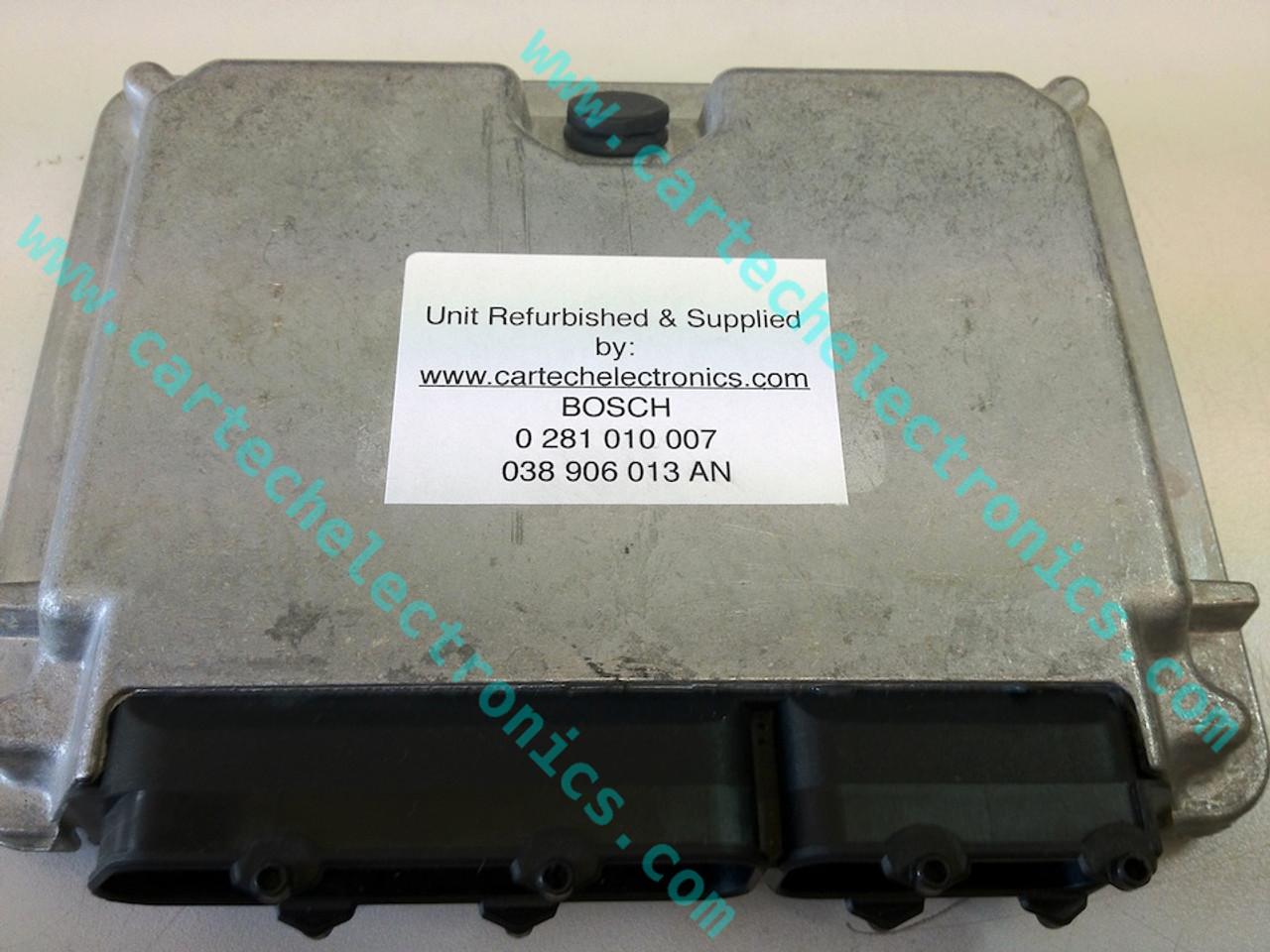Plug & Play Engine ECU 0281001727 038906018N