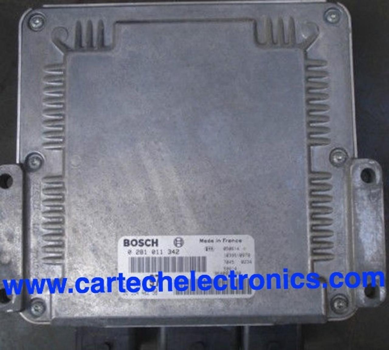 Plug & Play Bosch Engine ECU, HDI, 0281011342 0 281 011 342  9659440280 96 594 402 80 EDC15C2