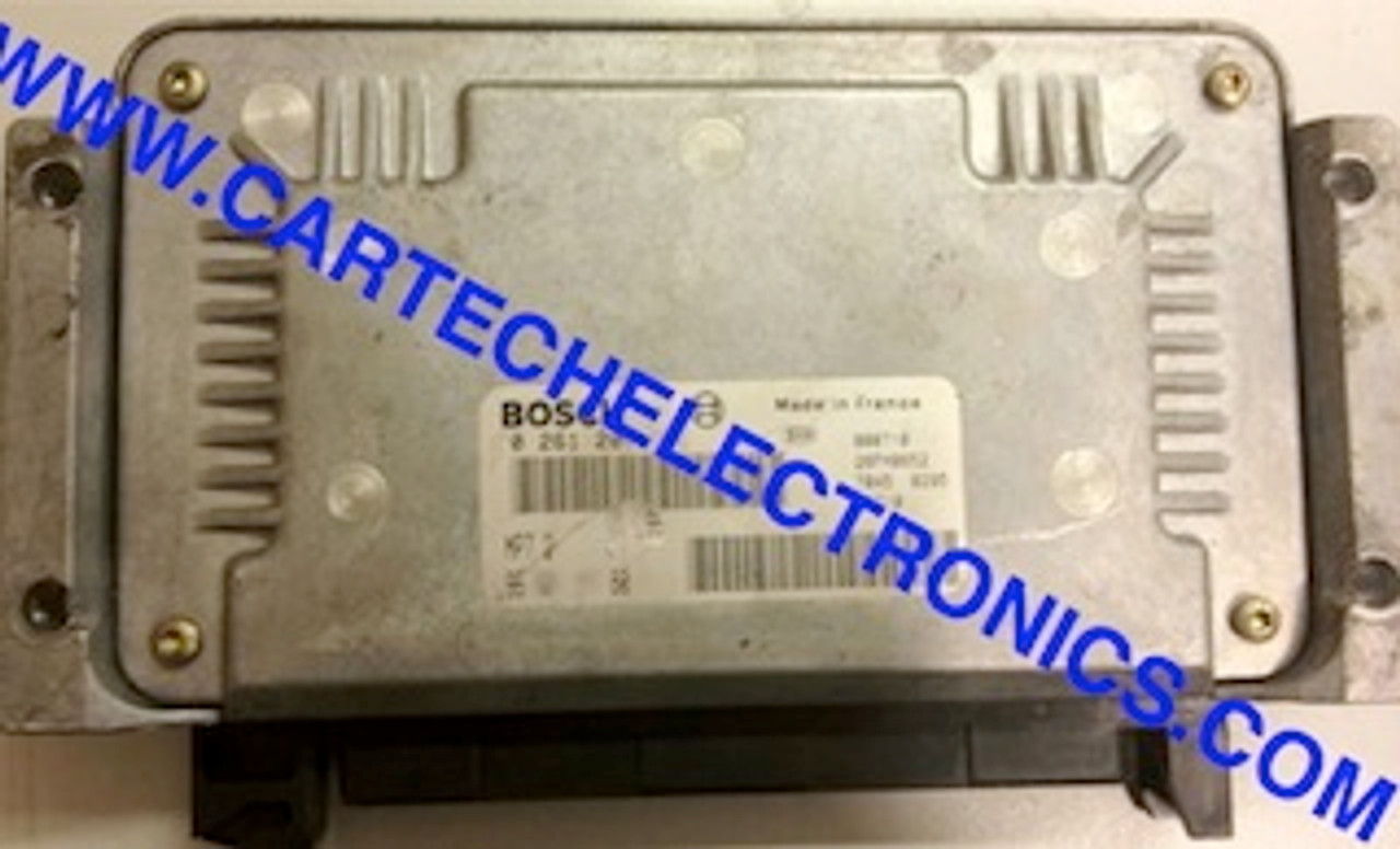 Plug & Play Engine ECU BOSCH 0261204717 0 261 204 717 9630986780 MP7.2