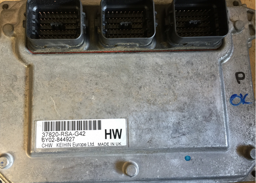 Plug & Play ,Keihin, Honda Civic Type R , Engine ECU, 37820-PMA-E01