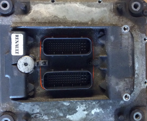 Volvo Powertrain and TRW, 20995620, Truck Engine ECU/PCM