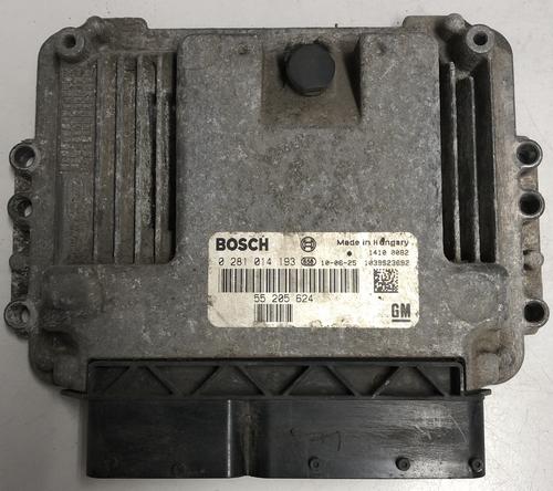 Plug & Play Engine ECU, Saab 9-3 1 9 TiD, 0281014195, 0 281 014 195