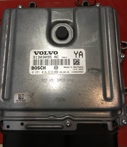 Volvo S80, V70 1.6D, 0281016616, 0 281 016 616, 31303095AC
