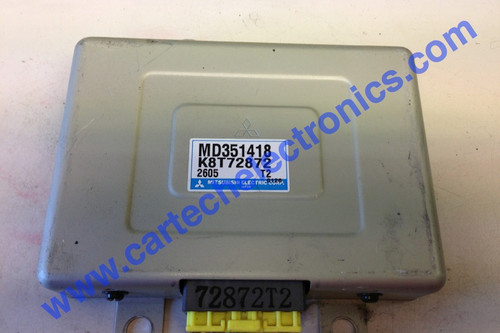 Plug & Play Engine ECU, Mitsubishi Warrior L200, MD351418, K8T72872