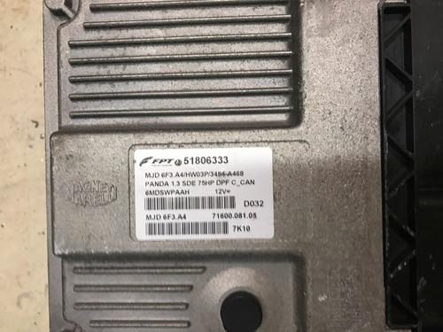 Fiat Panda 1.3, MJD 6F3.A4, 51806333, 71600.081.05