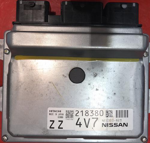 Nissan, NEC000-823, 218380, 4V7, ZZ