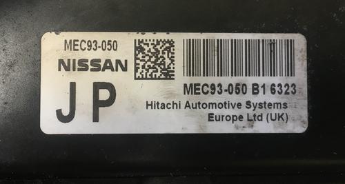 Nissan, MEC93-050 B1, JP