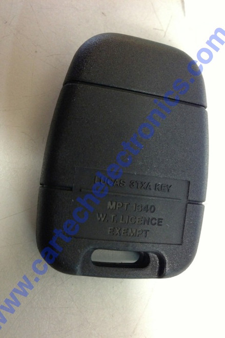 Rover, Land Rover, Lucas Key Fob Brand New 3TXA Key