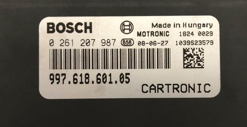 Porsche Cayman S 987, 0261207987, 0 261 207 987, 997.618.601.05, 99761860105