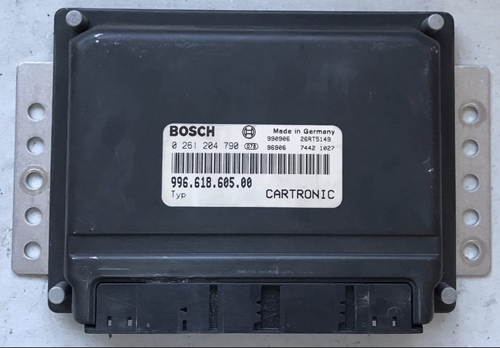 Porsche Boxster 2.7L, 0261204790, 0 261 204 790, 99661860500, 996.618.605.00