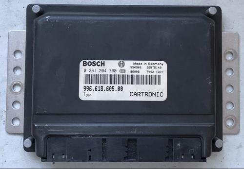Porsche Boxster 3.2 S, 0261204790, 0 261 204 790, 99661860500, 996.618.605.00