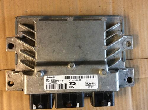 Ford , 2RXD, AV21-12A650-BD, EMS2102, J38AC, S180047018 D