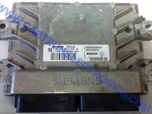 Plug  U0026 Play Siemens Engine Ecu  Renault Clio 1 4 16v  2 0