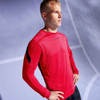 Drive L/Sleeve Football Shirt - ADULT
