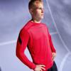 Drive L/Sleeve Football Shirt - YOUTH
