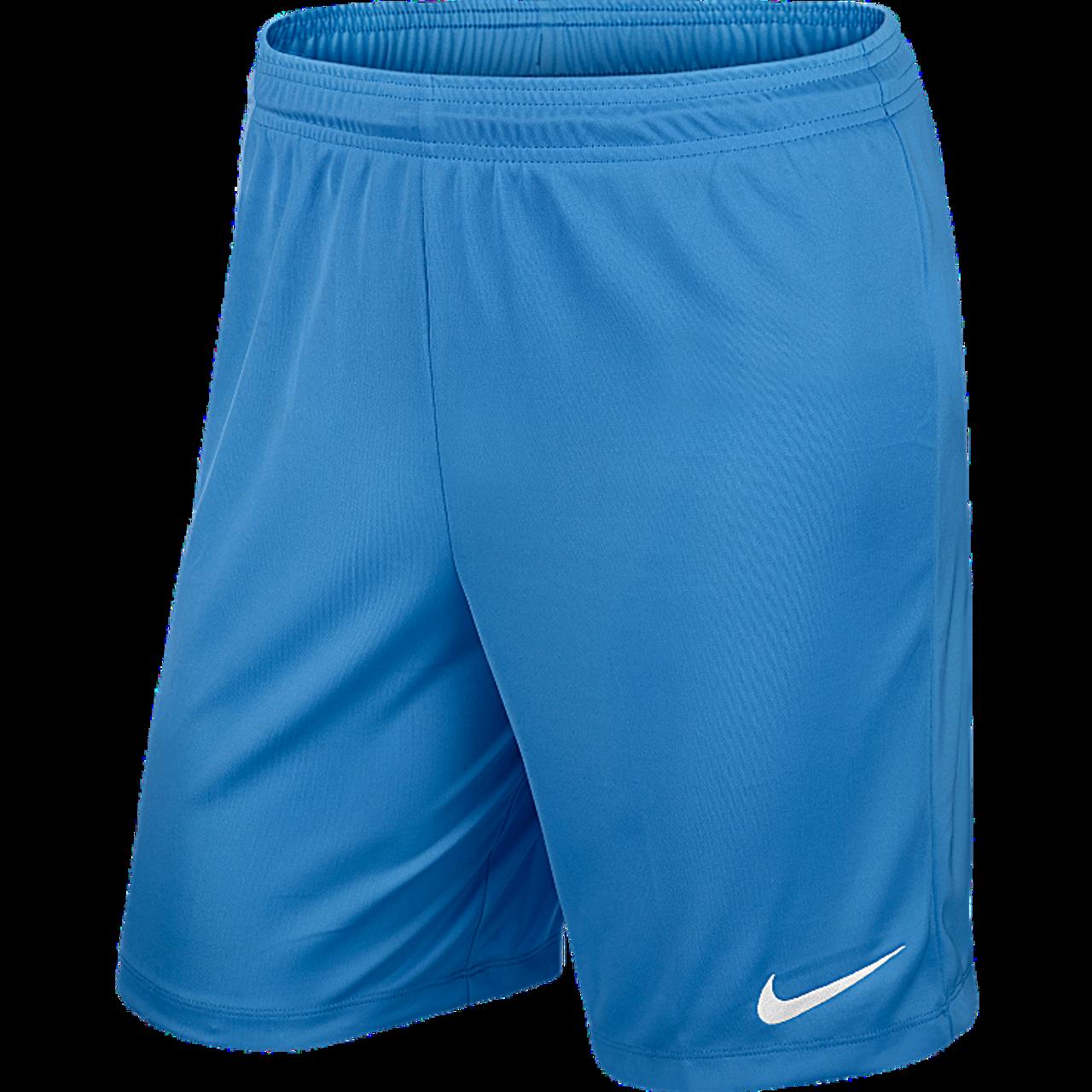 Womens Nike Park II Knit Football Shorts Dri Fit Gym Activewear XS-XL