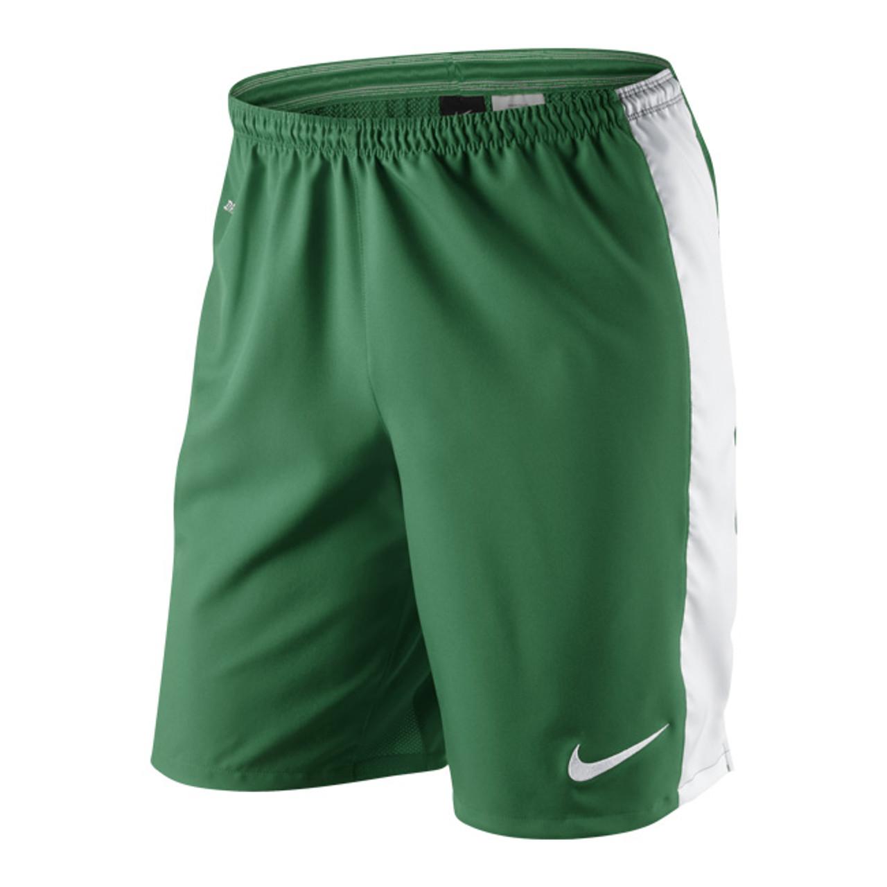 1843c3a47698c8 CLEARANCE - Nike Laser Woven Short - KIDS - Pine Green White - BigWight