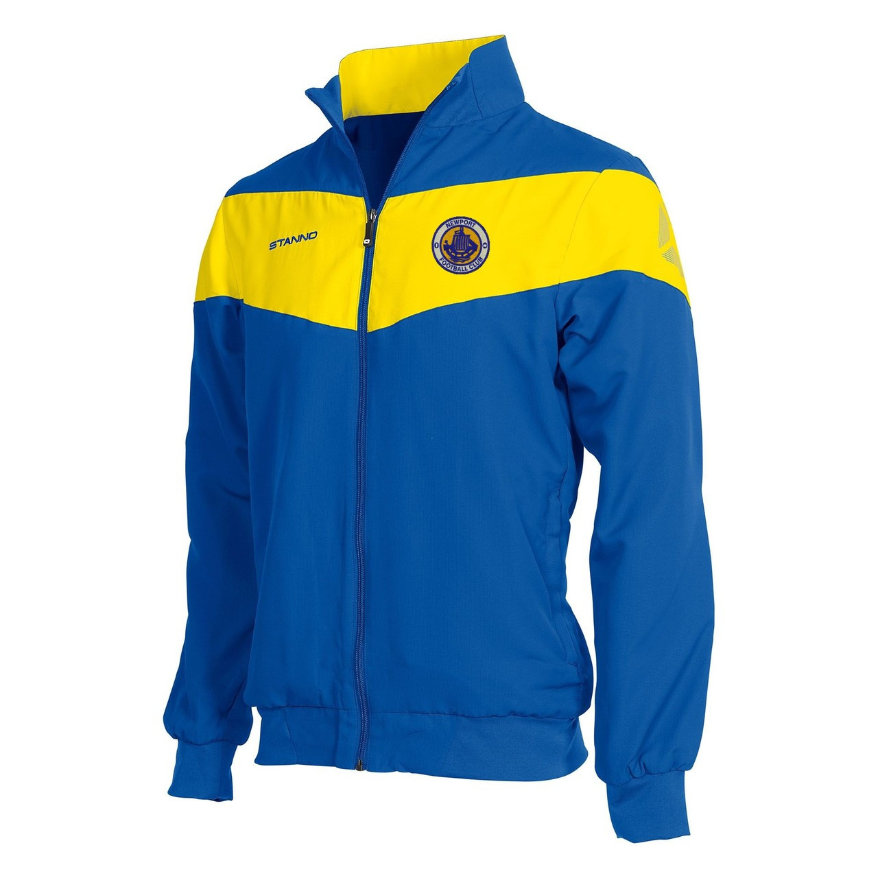 Newport IW FC Supporters Track Jacket - CHILD