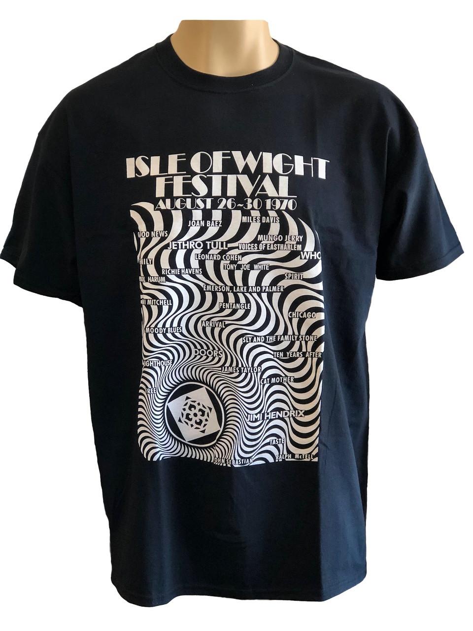 IW Festival 1970 T Shirt