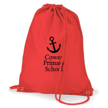 Cowes Primary PE Bag