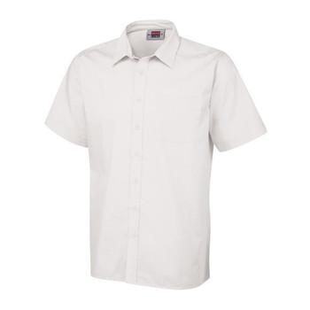 """DL Boys S/Sleeve Shirt - Sizes 11-14"""" Collar"""