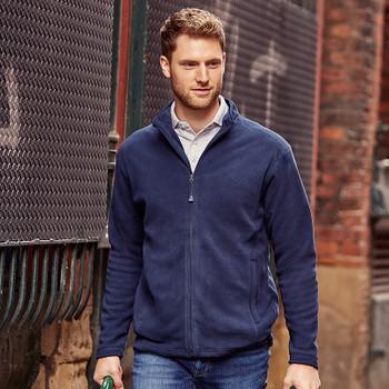 Full Zip Microfleece - ADULT