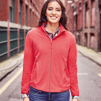 Full Zip Microfleece - LADIES