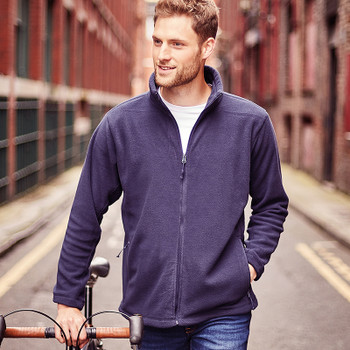 Full Zip Outdoor Fleece - ADULT
