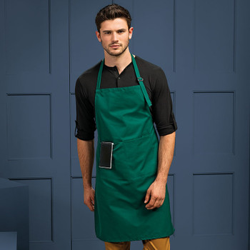 Klopman Deluxe Apron (with pocket)