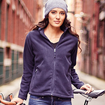 Full Zip Outdoor Fleece - LADIES