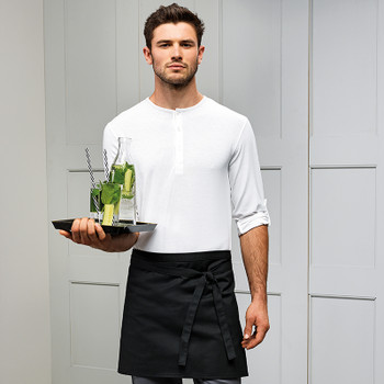 Klopman Short Bar Apron