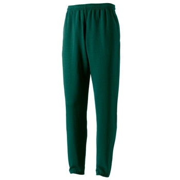 Russell Bottle Green Jog Pants - Kids