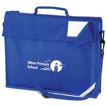 Niton Primary Book Bag with Strap